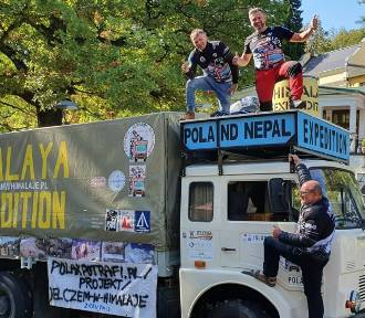 Jelczem w Himalaje! Polacy po 40 latach znów chcą to zrobić! [FILM]