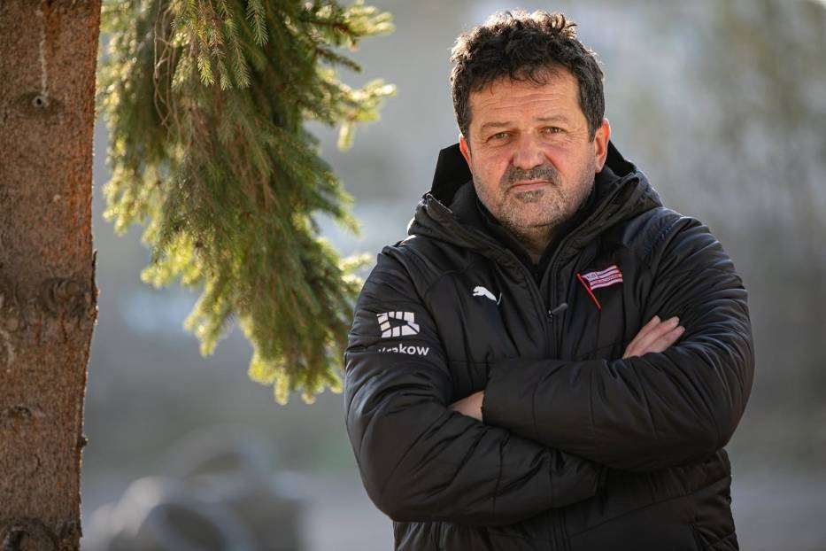 Rudolf Rohaczek (trener Comarch Cracovii)