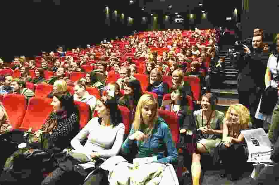Międzynarodowy Festiwal Filmowy w Rotterdamie na żywo na ekranie kina Muranów
