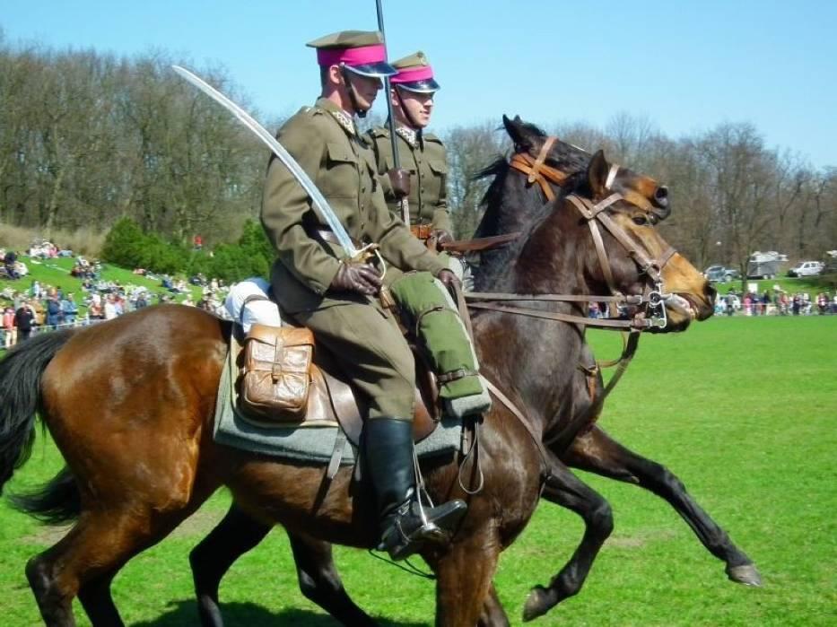 XXIV Ogólnopolskie Zawody Kawaleryjskie MILITARI