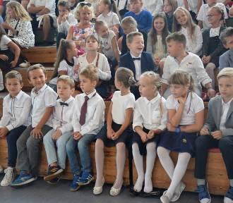 Rozpoczęcie roku szkolnego w SP nr 4 w Kościanie [FOTO]