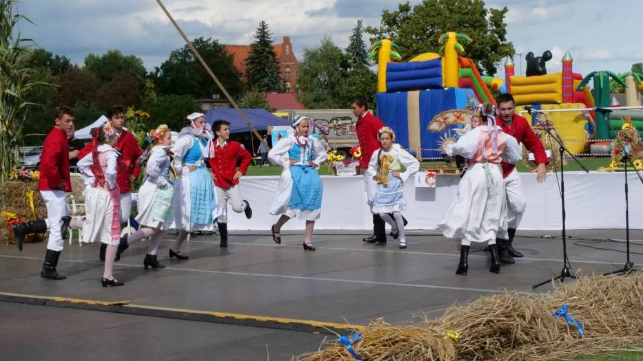 Witkowo: Dożynki gminy Witkowo na stadionie miejskim. Zobacz zdjęcia!