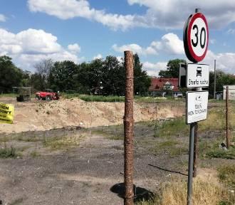 Prace na budowie trasy tramwajowej na Naramowice postępują
