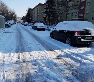 Kraków. Sprawdziliśmy stan dróg, nie wszędzie usunięto śnieg [ZDJĘCIA]