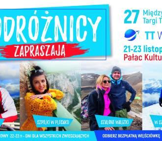 W 3 dni dookoła świata - 27 Międzynarodowe Targi Turystyczne TT Warsaw 2019