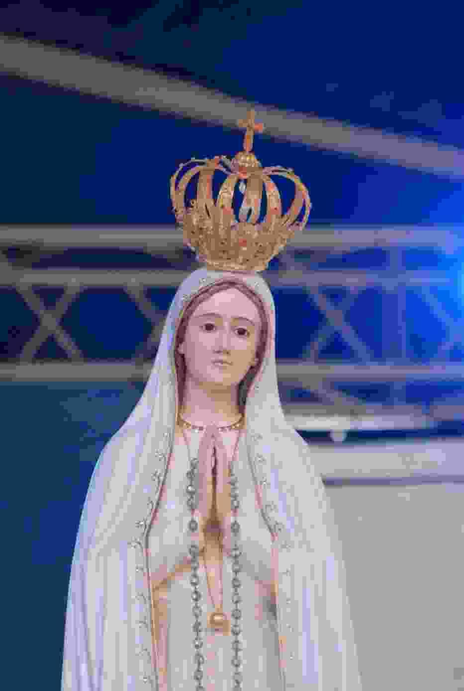 W dniach od 8 września do 8 października diecezję zielonogórsko-gorzowską nawiedzi figura Matki Bożej Fatimskiej