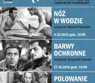 Oskard w Koninie zaprasza na klasykę kina