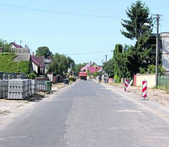 Gmina ma szansę na pół miliona złotych dofinansowania remontu drogi