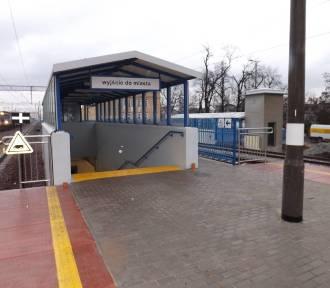 Na peronie w Czempiniu 34-latek wpadł pod pociąg i przeżył
