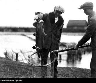 Kiedyś to było wędkowanie! Jak łowiono ryby przed wojną oraz w PRL