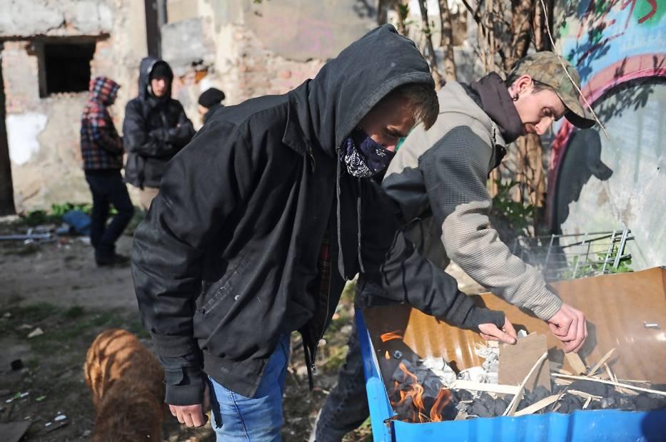 Anarchiści z Poznania bronią skłotu Warsztat na Podgórzu