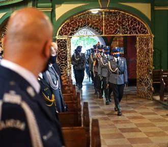 Obchody Święta Policji w regionie. Funkcjonariusze otrzymali odznaczenia