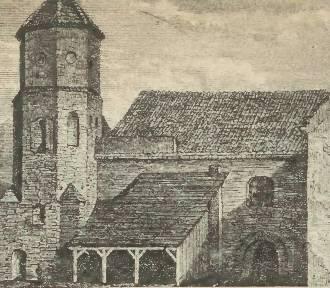 Od kościoła do bazaru. Po średniowiecznej budowli nie ma śladu