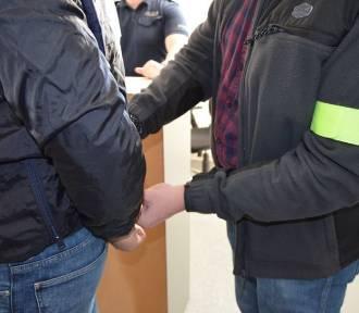 Do 10 lat więzienia za kradzież rozbójniczą. 26-latek stanie przed prokuraturą