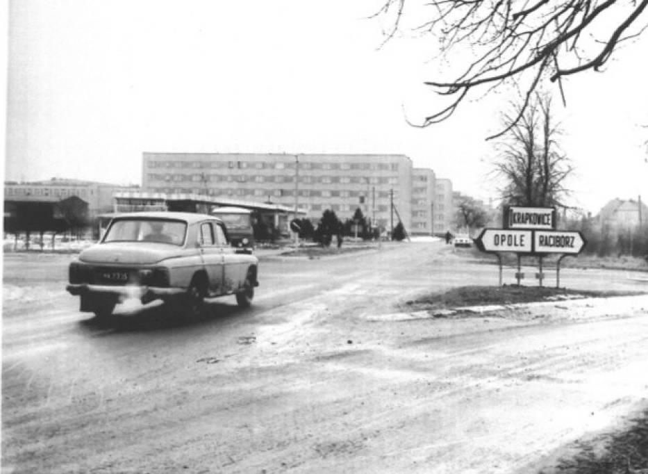 Tak wyglądały drogi Opolszczyzny w latach 70