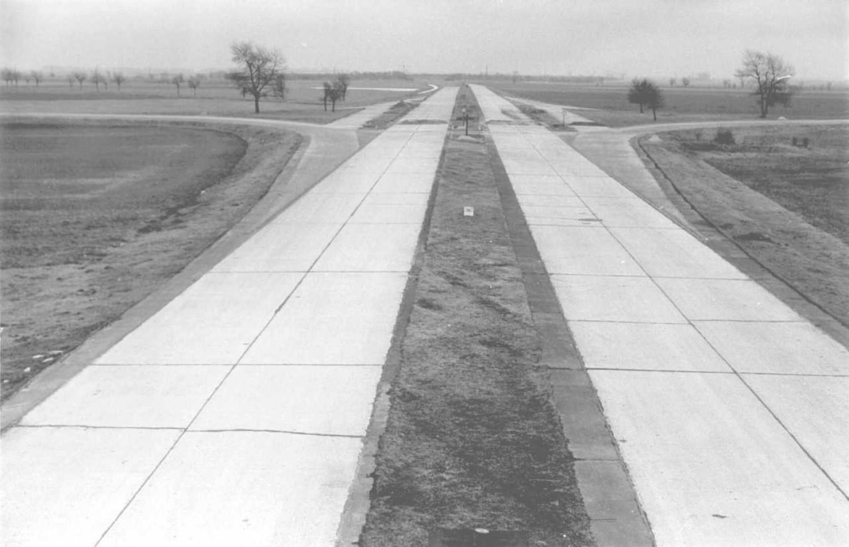Ostatnie odcinki autostrady z betonowych płyt przetrwały na Opolszczyźnie do 2003 roku, kiedy to zbudowano u nas dzisiejszą A4