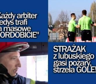 Regionalny Puchar Polski. Każdy arbiter trafi kiedyś na mordobicie