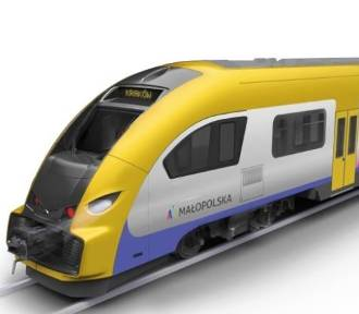 Pesa wygrała w Małopolsce. Tak będą wyglądać nowe pociągi