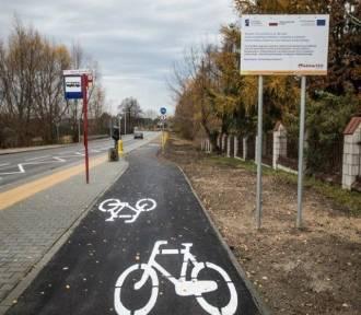 Nowe ścieżki rowerowe wzdłuż Wapiennej i Przytyckiej