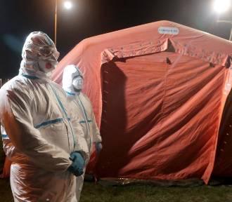 Koronawirus Goerlitz: 6 osób w szpitalu, 68 osób zarażonych