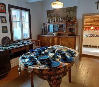 Jak wyglądają zabytkowe chaty w Lanckoronie? Zaglądamy do środka