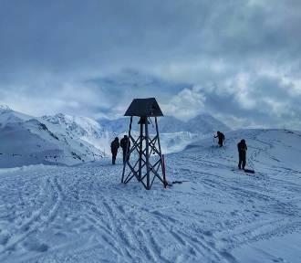 Na Kasprowym Wierchu ponad półtora metra śniegu. Zima w pełni! [ZDJĘCIA]