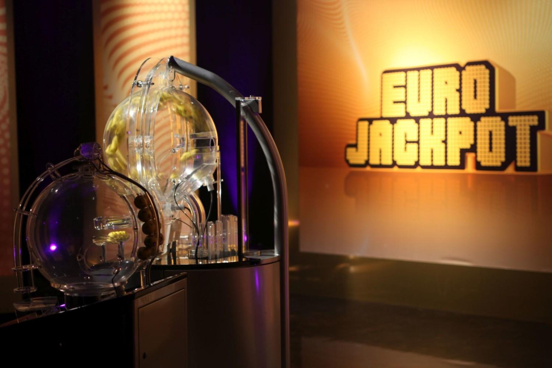 Maszyna Eurojackpot