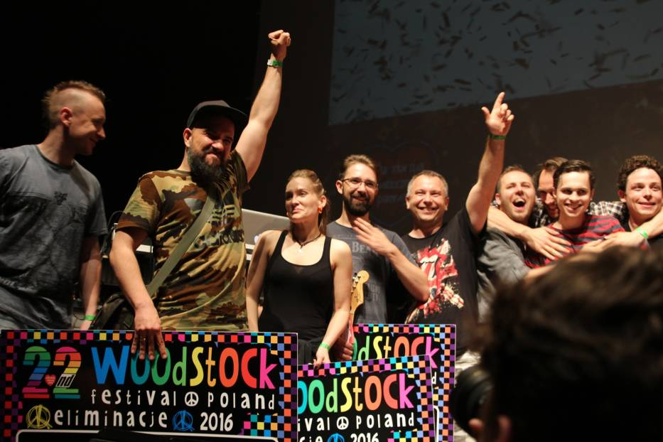 Eliminacje do Przystanku Woodstock. Teraz to będą Eliminacje do Pol'and'Rock Festival 2018