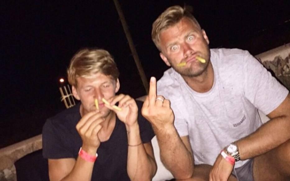 Najdziwniejsze zdjęcia polskich piłkarzy na Instagramie. Niektóre odbierają mowę [GALERIA]