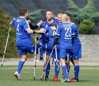 Kuloodporni zapraszają na otwarty trening  Amp futbolu w Katowicach