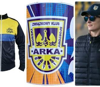 Najpopularniejsze gadżety Arki Gdynia. To nie tylko szaliki i koszulki!