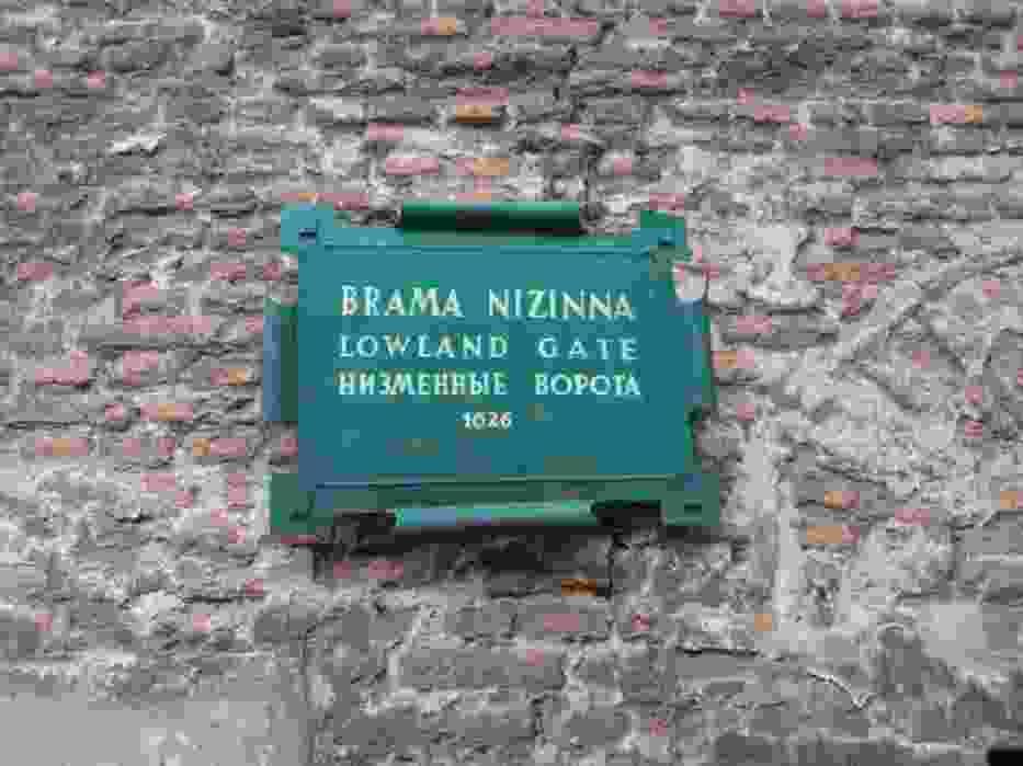 Zbudowano ją w 1626 roku