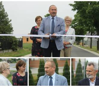 """Otwarto drogę Kobierno-Brzoza: """"Słyszałem, że jest szybka i pełni rolę takiej małej autostrady"""""""