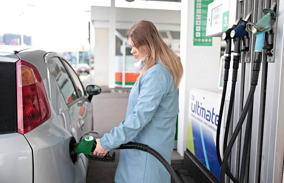 W tym tygodniu ceny paliw na stacjach benzynowych nieznacznie spadły