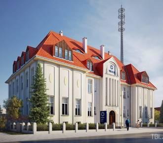 Budynek Miejskiej Komendy Policji w Bydgoszczy przejdzie kapitalny remont [wizualizacje]