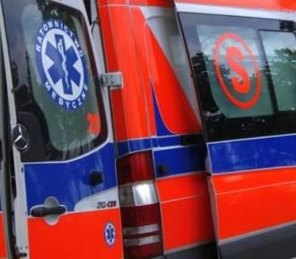 Śmiertelny wypadek na DK1 w Kobiórze. Dwie osoby nie żyją