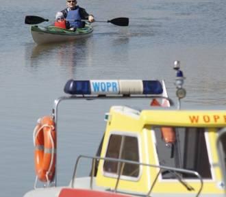 Bezpieczne wakacje nad wodą w regionie. WOPR otrzymał 100 tys. złotych