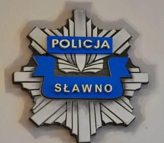Sławno - Jarosławiec: Pościg za gnającym autem i próba pieszej ucieczki dwóch 33-latków