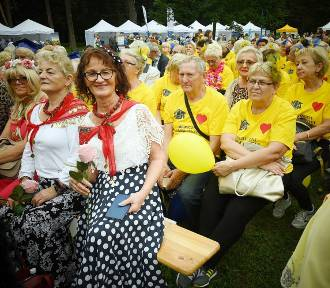 Nasi na największej imprezie dla seniorów czyli krakowskich Senioraliach