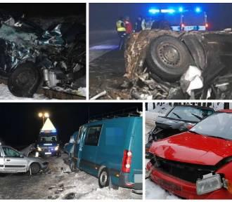 Jedź ostrożnie! Wypadki w woj. lubelskim w mijającym tygodniu (ZDJĘCIA)