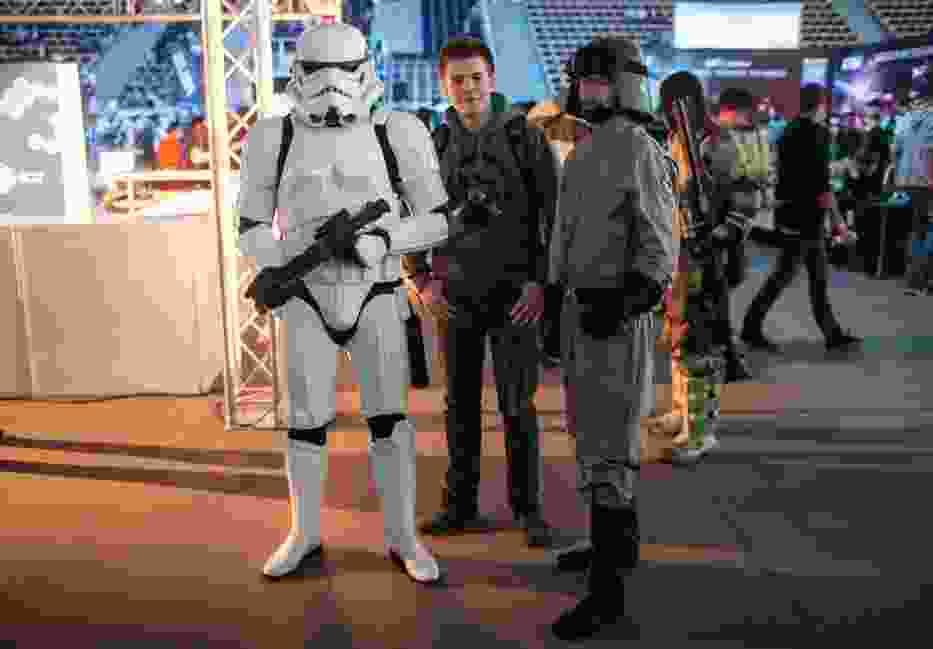 """Poseł interpeluje ws. """"Gwiezdnych Wojen"""""""