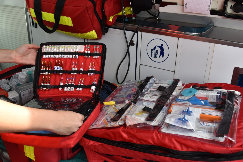 Załoga ratownictwa (dokładniej dwóch ratowników oraz lekarz) z Zachodniego Centrum Medycznego zostali poddani kwarantannie i czekają na wynik 4-letniego chłopca