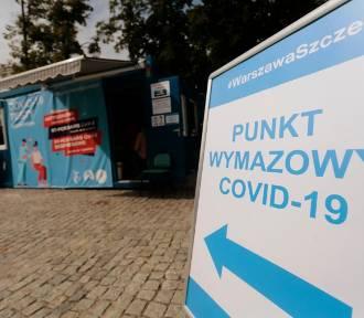 Sześć nowych przypadków COVID-19 w regionie, 258 w Polsce