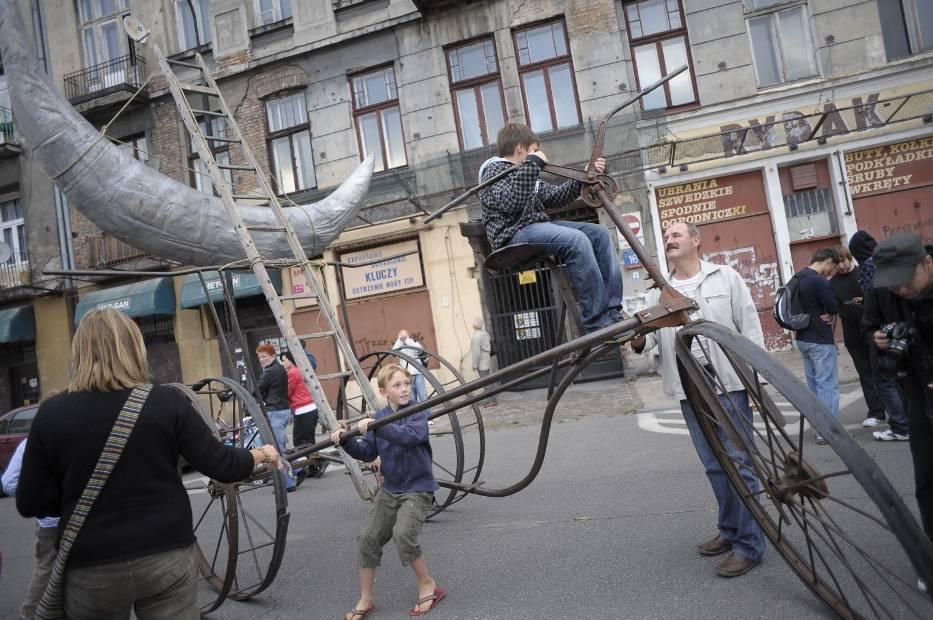 Święto ulicy Ząbkowskiej i Konesera
