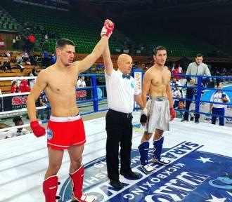 Adam Kryszewski brązowym medalistą Mistrzostw Świata w kickboxingu