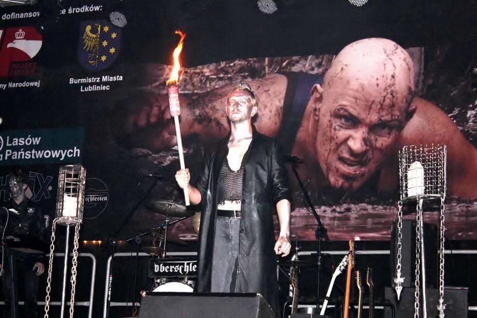 Bieg Katorżnika 2014: Koncert Oberschlesien