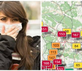 Smog w woj. śląskim. Sprawdź jakość powietrza w swoim mieście [14 marca]