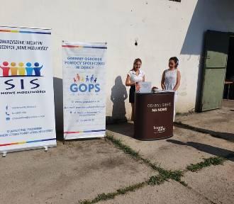 """Stowarzyszenie Inicjatyw Społecznych """"Nowe Możliwości"""" z kolejną akcją pomocową"""