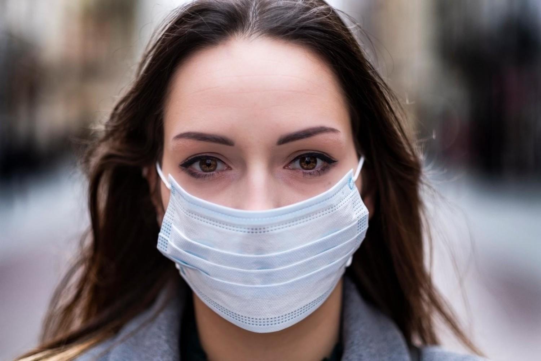 Maseczki ochronne wywołują grzybicę płuc?