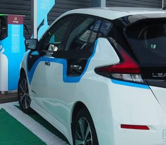 Stacja ładowania samochodów elektrycznych będzie w Miastku